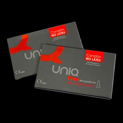 Unique 3 condooms