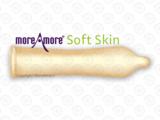 MoreAmore Soft Skin vorm condoom