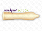 MoreAmore Soft Skin vorm condoom
