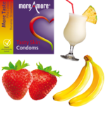Tasty Skin 36 condoms - More Taste_